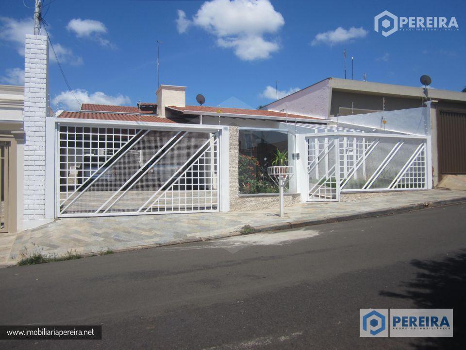 Casa residencial à venda, Vale do Sol, Votuporanga.