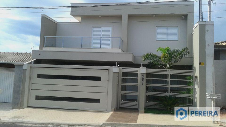 Sobrado  residencial à venda, Jardim Residencial Dharma, Votuporanga.