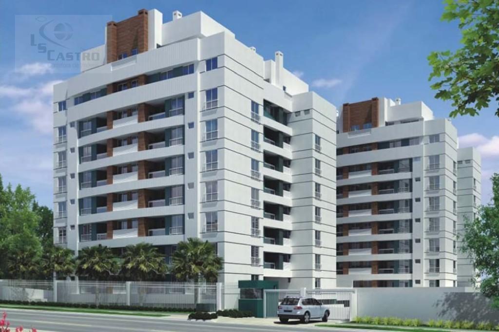 Apartamento residencial à venda, Seminário, Curitiba - AP0025.