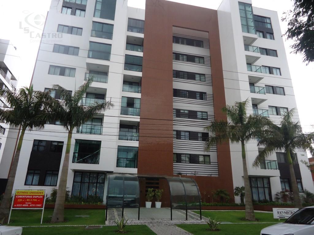 Apartamento  residencial à venda, Boa Vista, Curitiba.