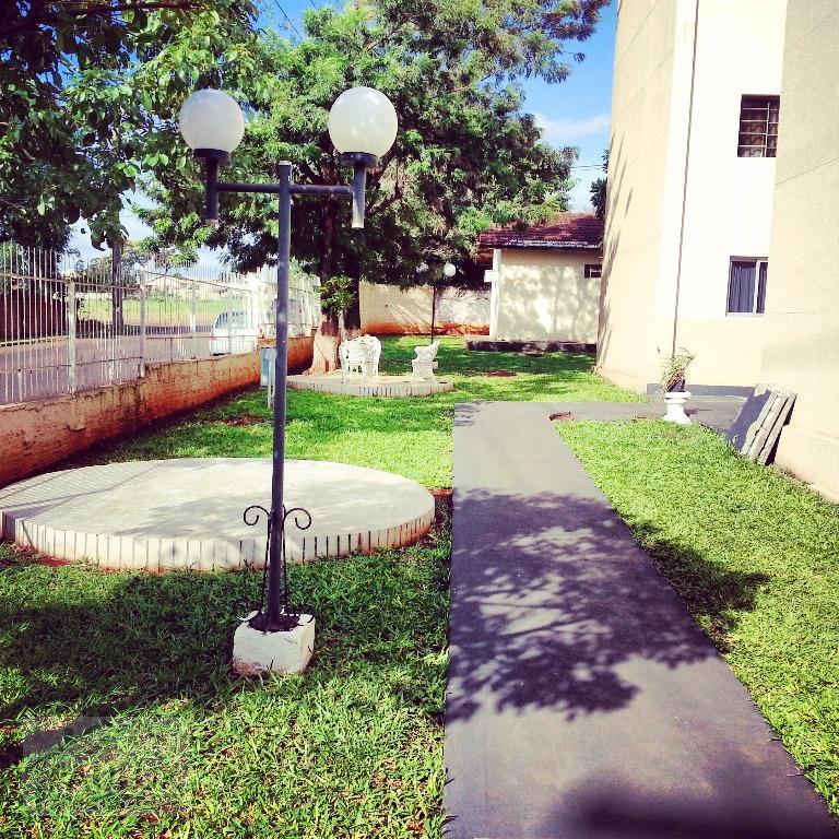 Apartamento residencial para locação, Jardim Panorama, Foz do Iguaçu.