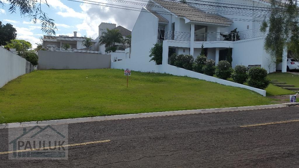 Terreno residencial à venda, Centro, Foz do Iguaçu.