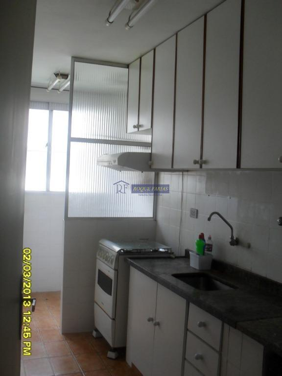 Apartamento residencial para locação, Vila São Silvestre, São Paulo.