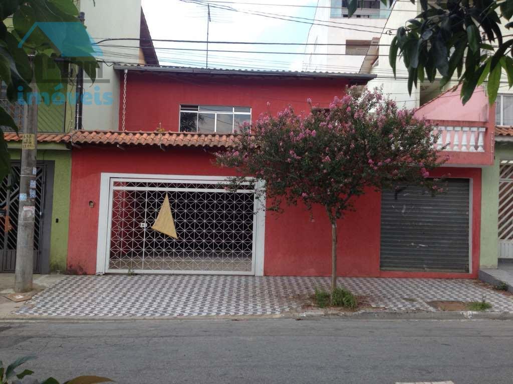 Casa residencial à venda, Parque Continental II, Guarulhos.