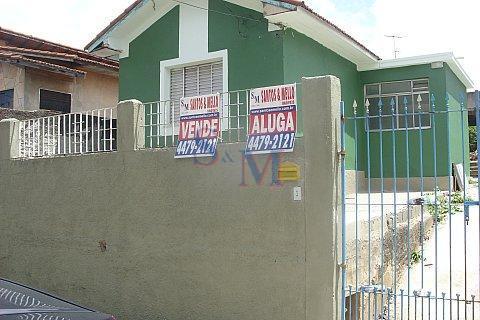 Casa residencial para locação, Jardim Ana Maria, Santo André.