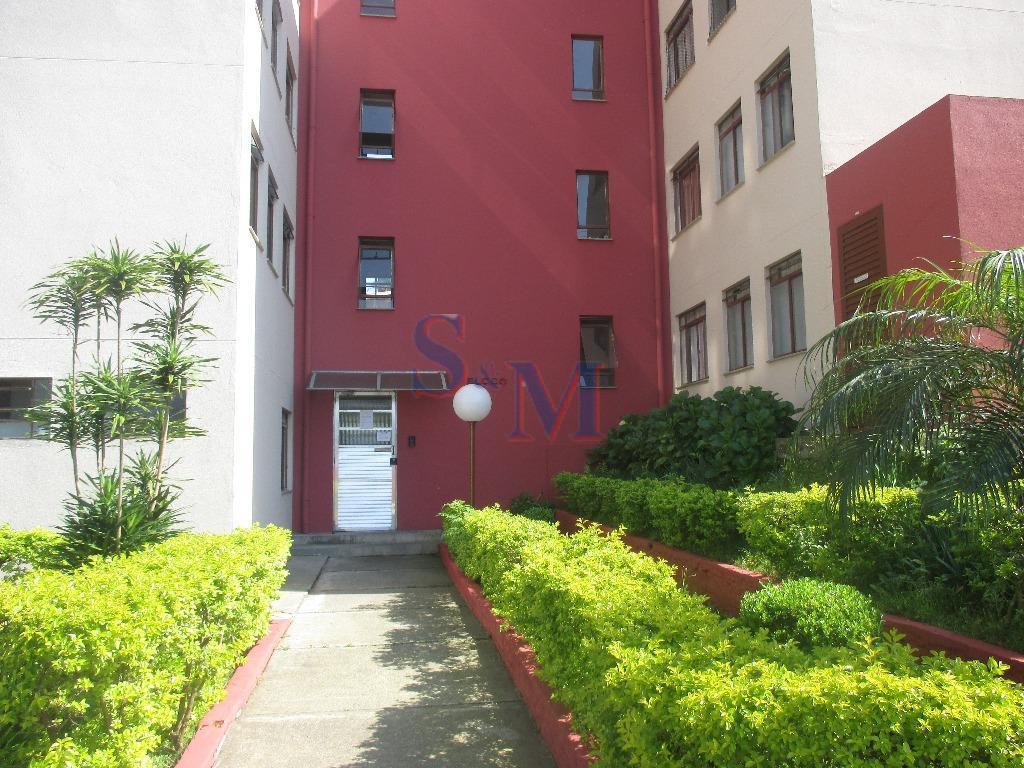 Apartamento residencial para locação, Altos de Vila Prudente, São Paulo.