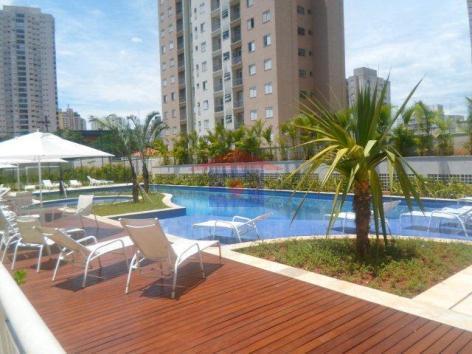 Apartamento residencial à venda, Vila Vera, São Paulo.