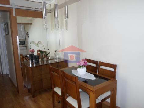 Excelente apto na Vila Vera com 2 dormitórios, 1 suíte,1vaga de garagem e lazer de clube