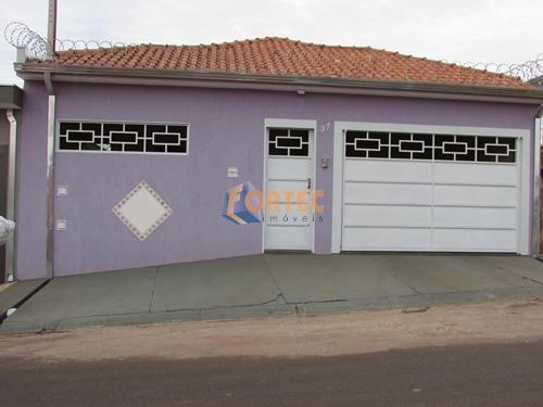 Casa residencial à venda, Jardim Maravilha, Serrana.