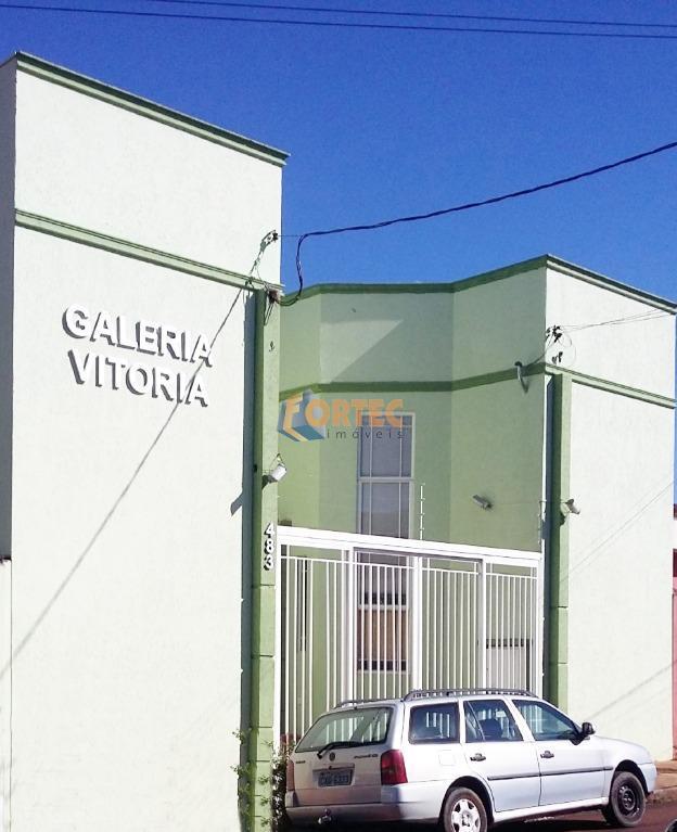 Sala comercial para locação, Centro, Serrana.