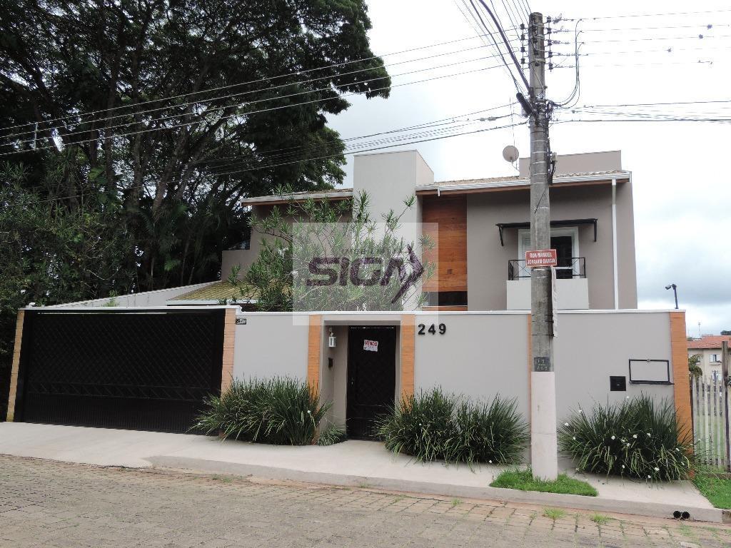 Casa residencial à venda, Jardim América, Avaré.