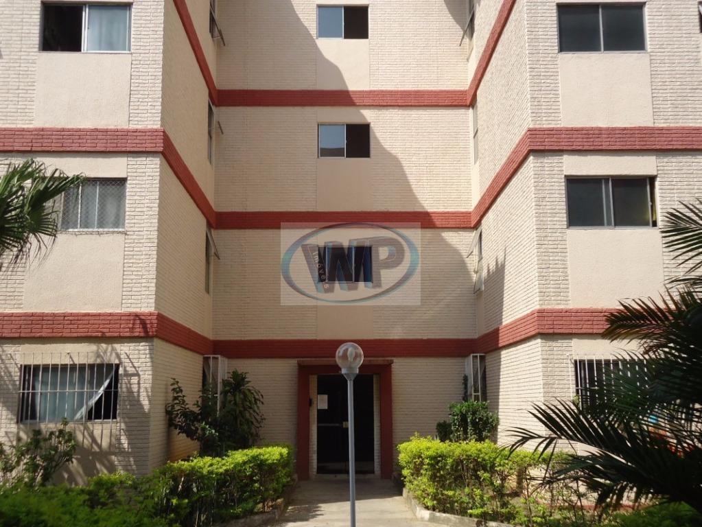 Apartamento residencial para locação, Jordanópolis, São Bernardo do Campo.