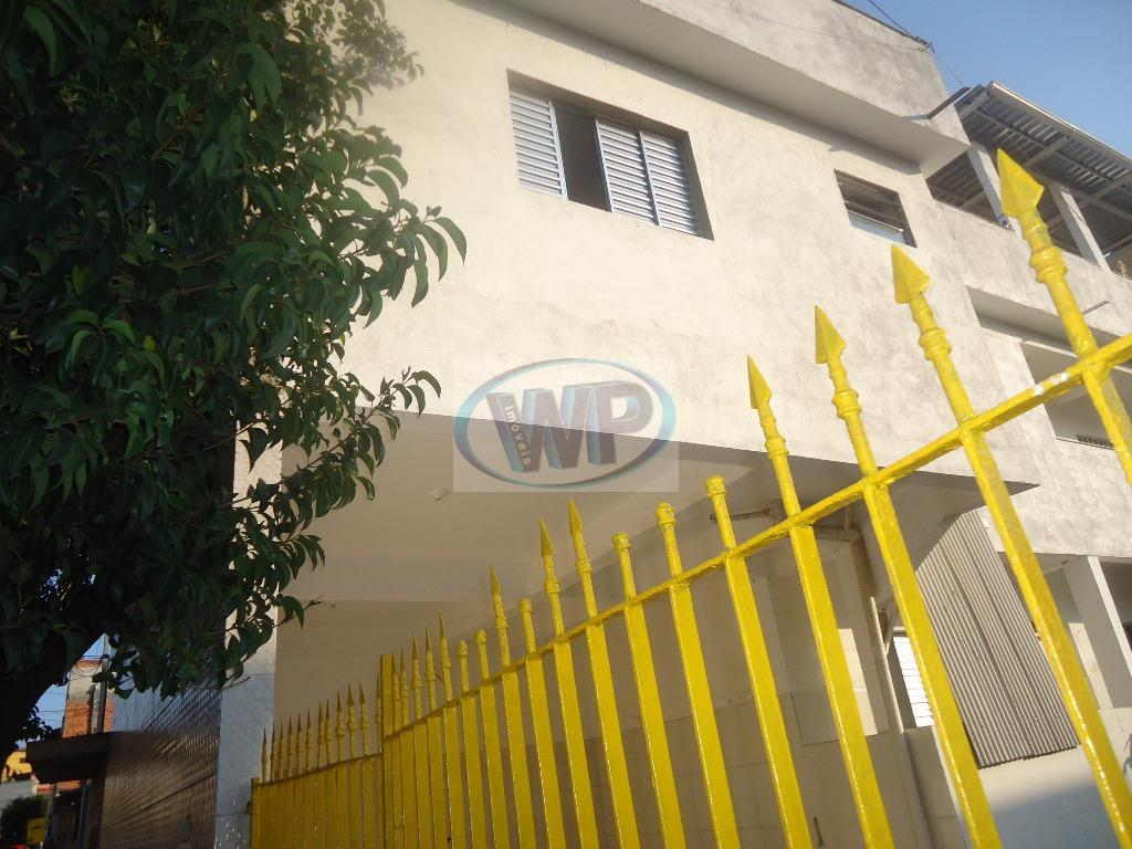 Casa residencial para locação, Vila Nogueira, Diadema.