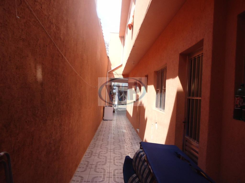 Casa residencial para locação, Vila Padre Anchieta, Diadema.