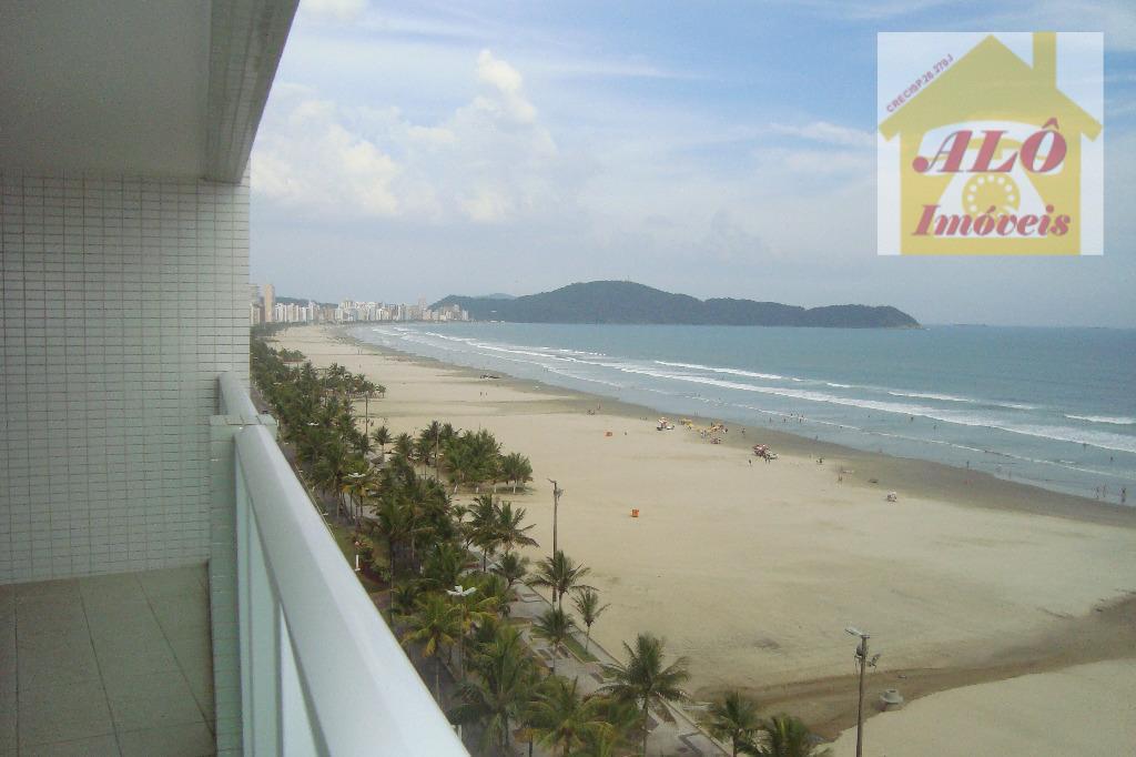 Apartamento residencial à venda, Campo da Aviação, Praia Grande.
