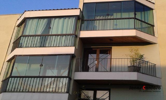 Apartamento  residencial à venda, Vila Santana, Mogi das Cruzes.