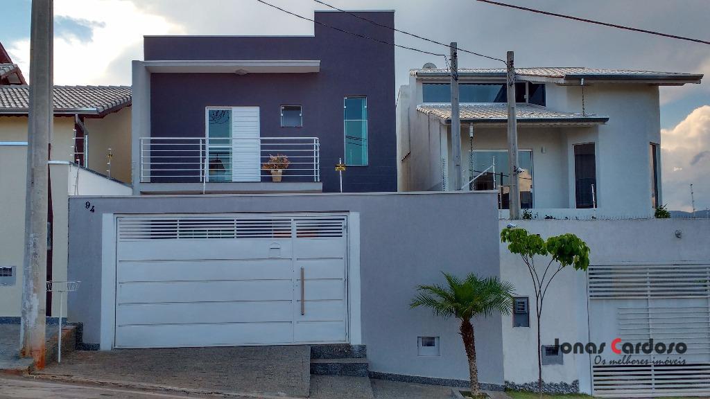Sobrado residencial à venda, Villa Di Cesar, Mogi das Cruzes.