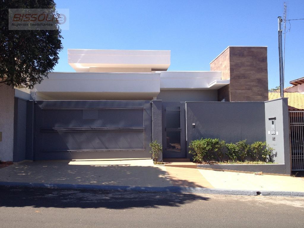 Casa residencial à venda, Jardim Orlando Mastrocola, Votuporanga.