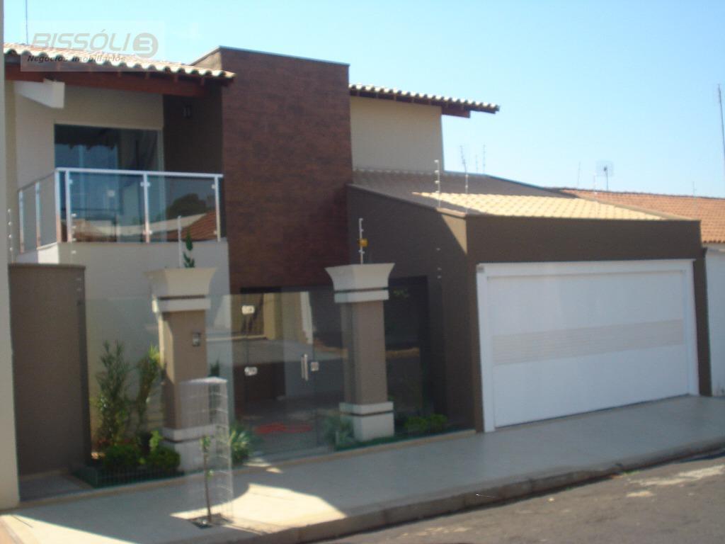 Sobrado residencial à venda, Jardim Alvorada, Votuporanga.