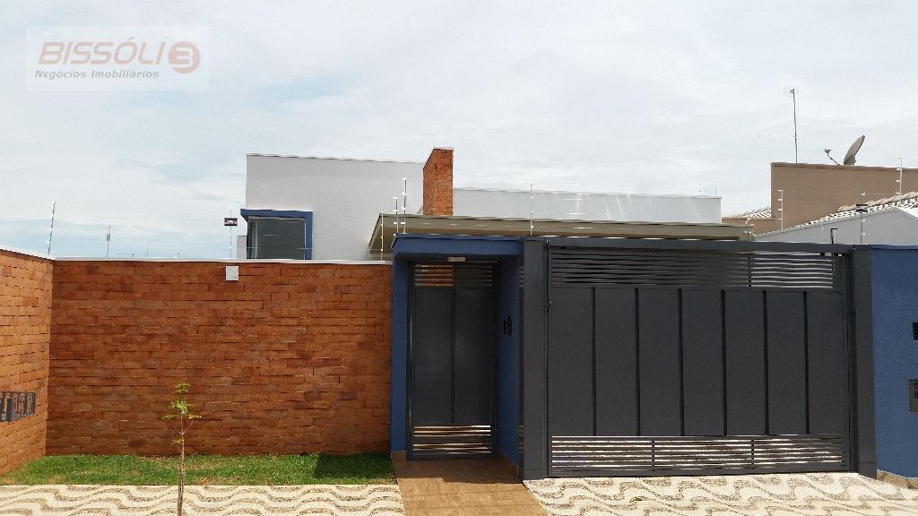 Casa residencial à venda, Jd. Eulália - Próximo ao futuro Shopping North em Votuporanga-SP