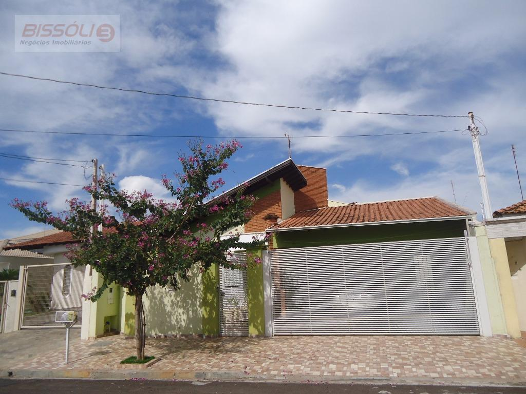 Casa residencial à venda, Parque Santa Felícia, Votuporanga.