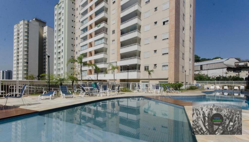 Apartamento Residencial à venda, Santana, São Paulo - AP1471.