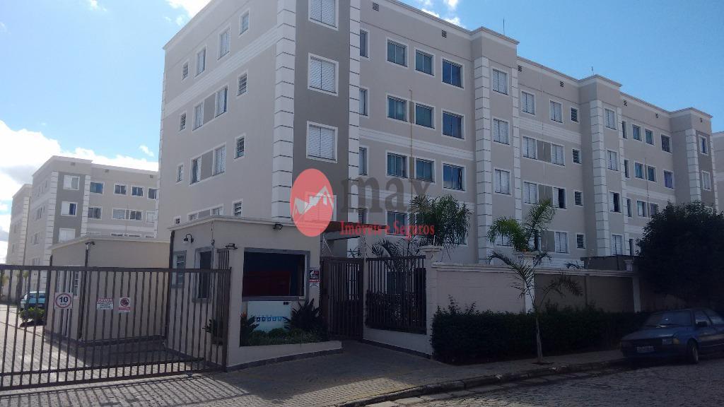 Apartamento residencial à venda, Vila Urupês, Suzano.