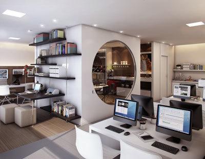 A sala comercial para venda de 31m² está localizado no bairro Campo Belo - São Paulo - SP.