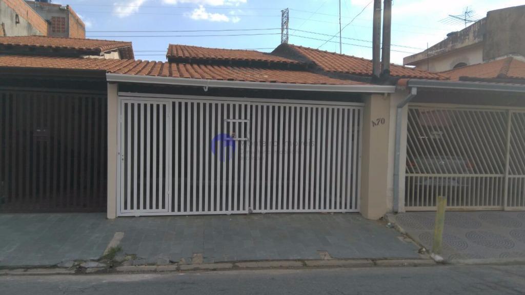 Casa residencial à venda, Vila Amorim, Suzano - CA0002.