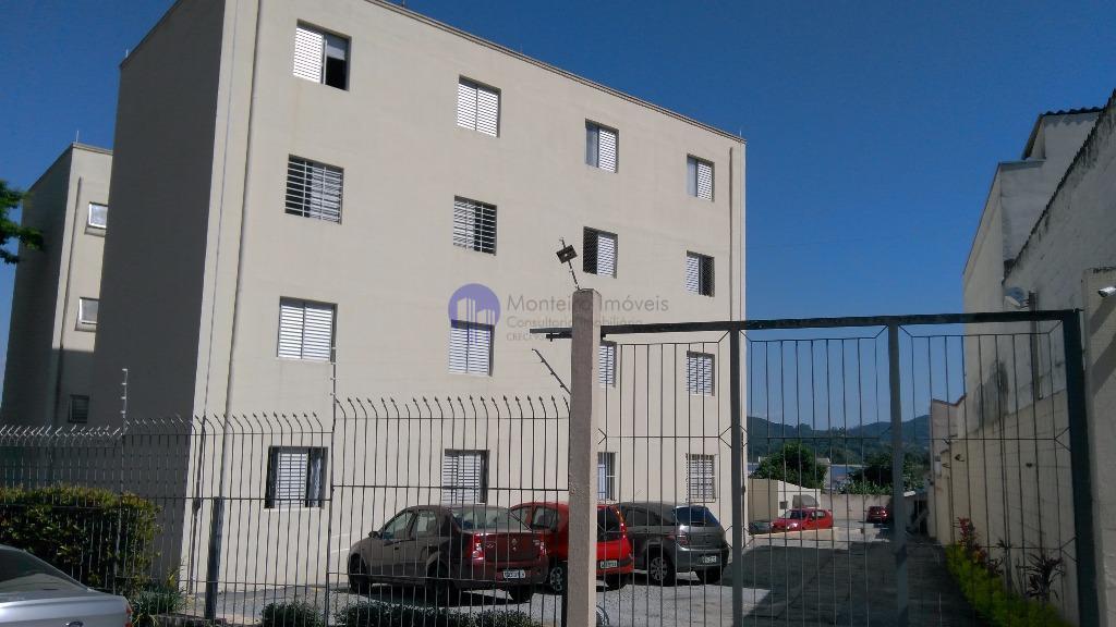 Apartamento residencial à venda, Vila Vitória, Mogi das Cruzes.