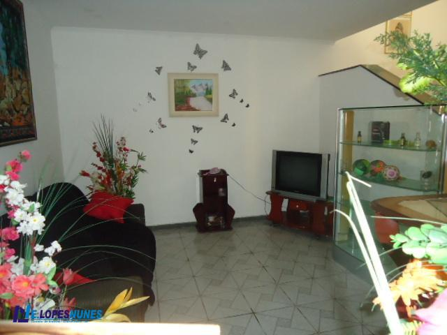 Sobrado residencial à venda, Indaiá, Caraguatatuba.
