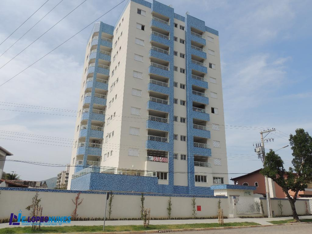 Apartamento residencial à venda, Prainha, Caraguatatuba.