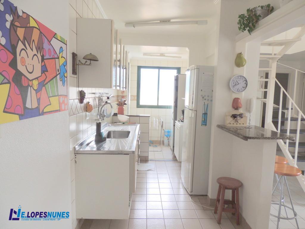 Apartamento residencial à venda, Martim de Sá, Caraguatatuba - AP0032.
