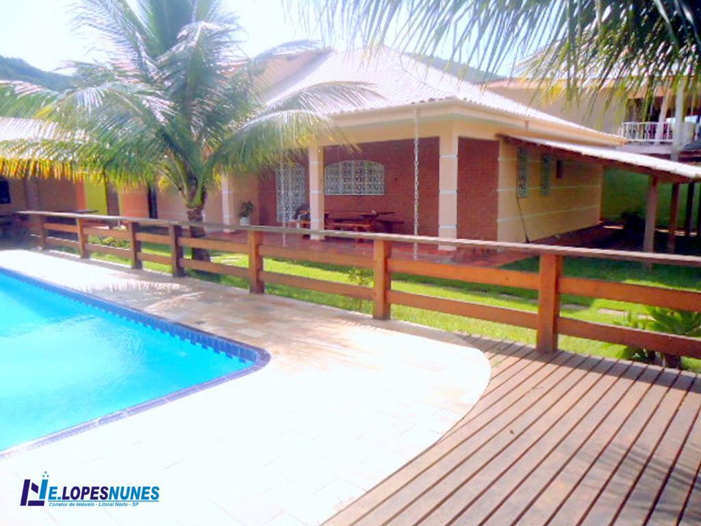 Casa residencial à venda, Martim de Sá, Caraguatatuba.