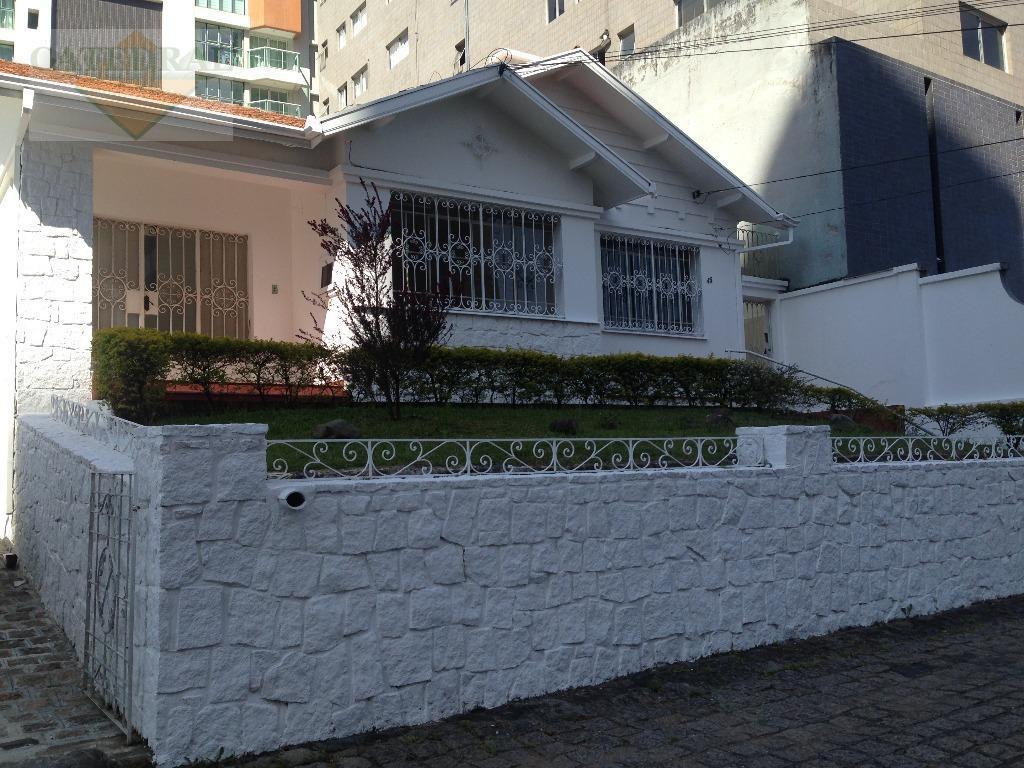 Casa Comercial, Vila Izabel (com Edícula)