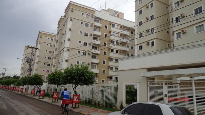 Apartamento Residencial à venda, Centro Sul, Cuiabá - AP0017.