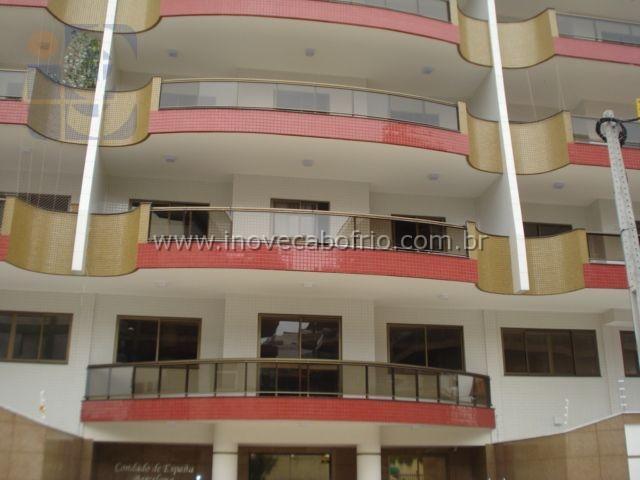 Apartamento residencial de 02 quartos à venda, Braga, Cabo Frio - AP0025.