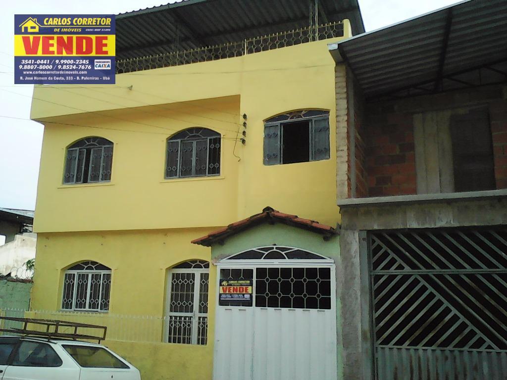 Casa residencial à venda, Palmeiras, Ubá.