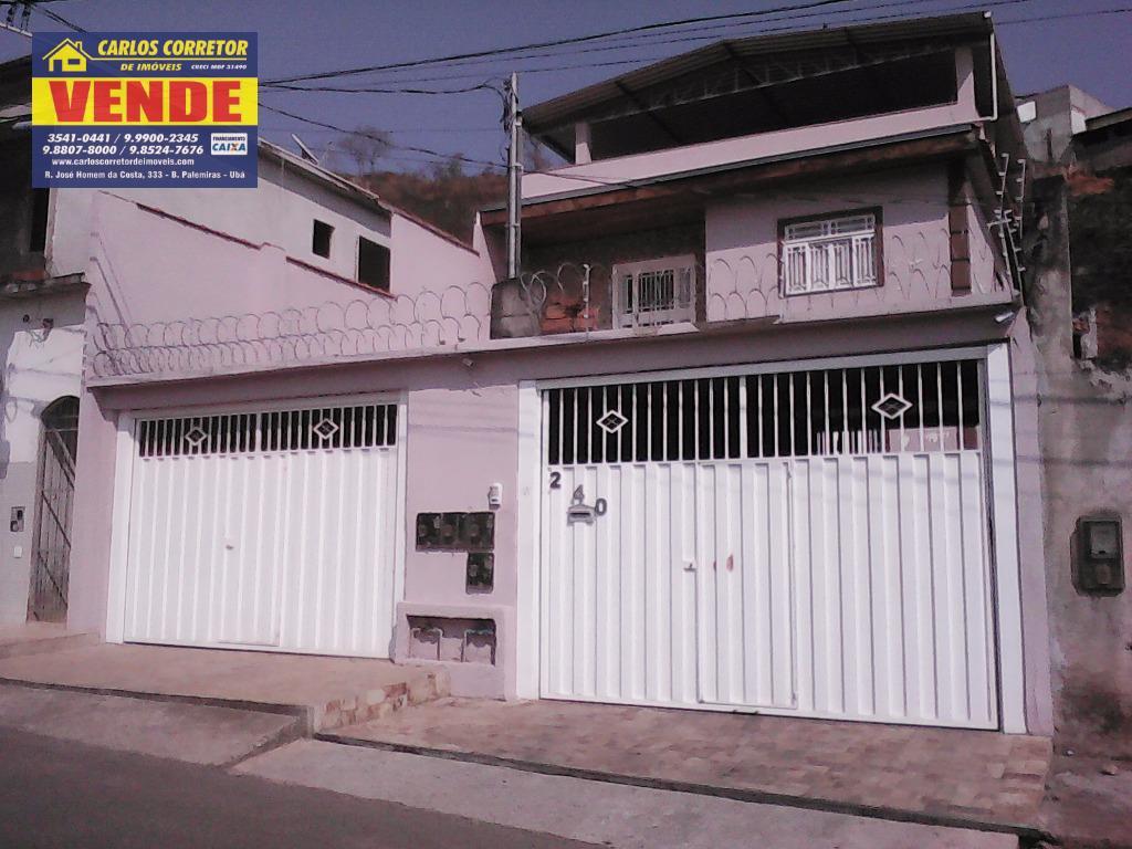 Casa residencial à venda, Vale do Ipê, Ubá.