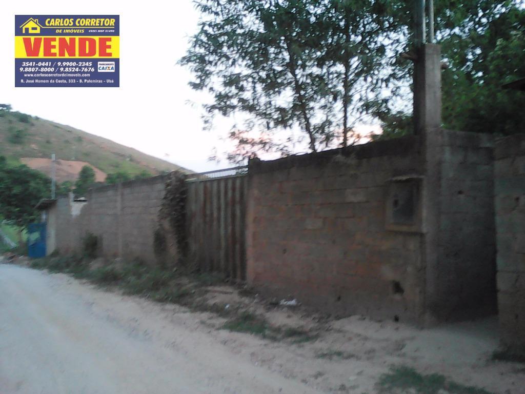 Terreno residencial à venda, Povoado São Domingos, Ubá.