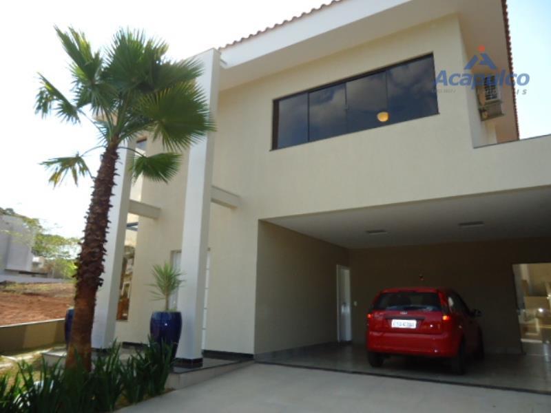 Casa residencial à venda, Jardim Ipiranga, Americana - CA1286.