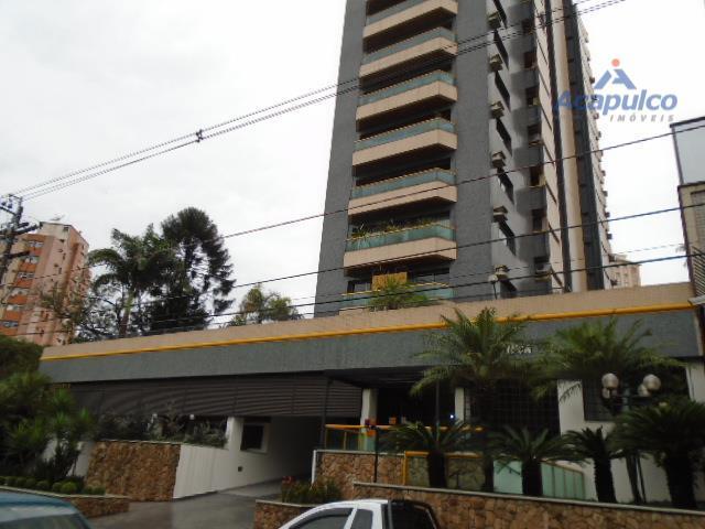 Apartamento residencial para venda e locação, Vila Pavan, Americana - AP0640.