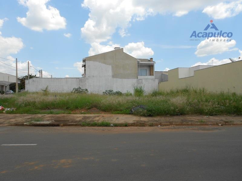 Terreno residencial à venda, Jardim Terramérica II, Americana - TE0405.