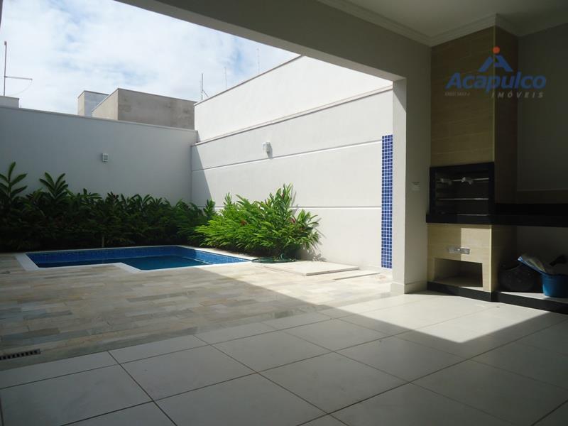 Casa residencial à venda, Parque Universitário, Americana - CA1096.