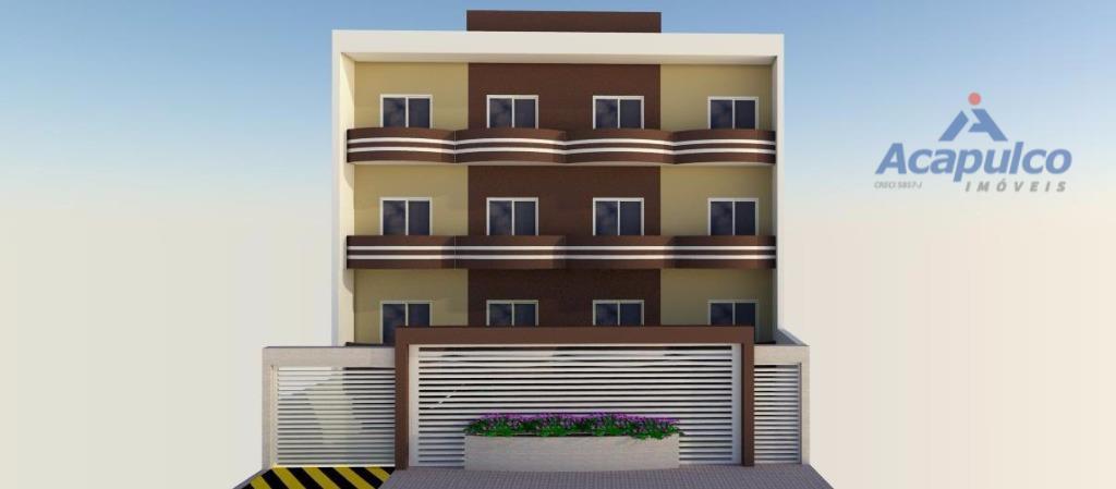 Apartamento residencial à venda, Parque Novo Mundo, Americana - AP0771.