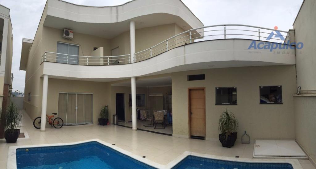 Casa residencial à venda, Jardim Imperador, Americana - CA1376.