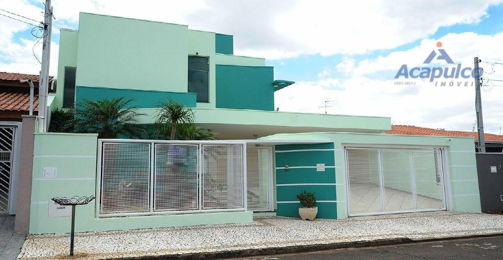 Casa residencial à venda, Werner Plaas, Americana - CA1410.