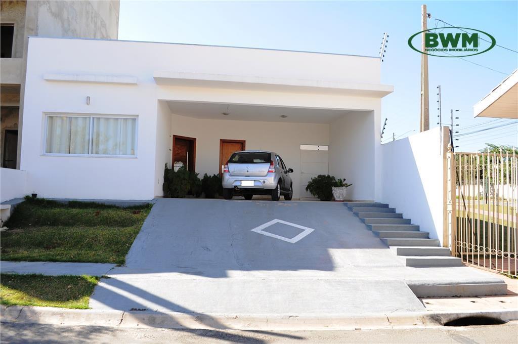 Casa  residencial à venda, Condomínio Portal da Primavera, Sorocaba.