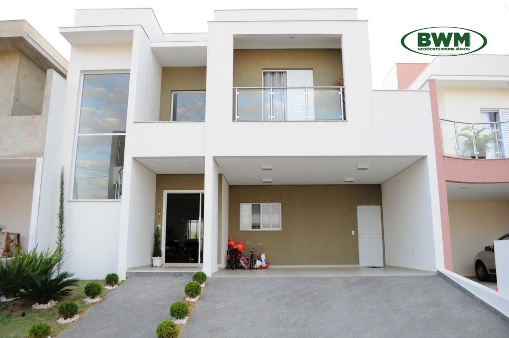 Casa residencial à venda, Condomínio Villa do Bosque, Sorocaba - CA3857.