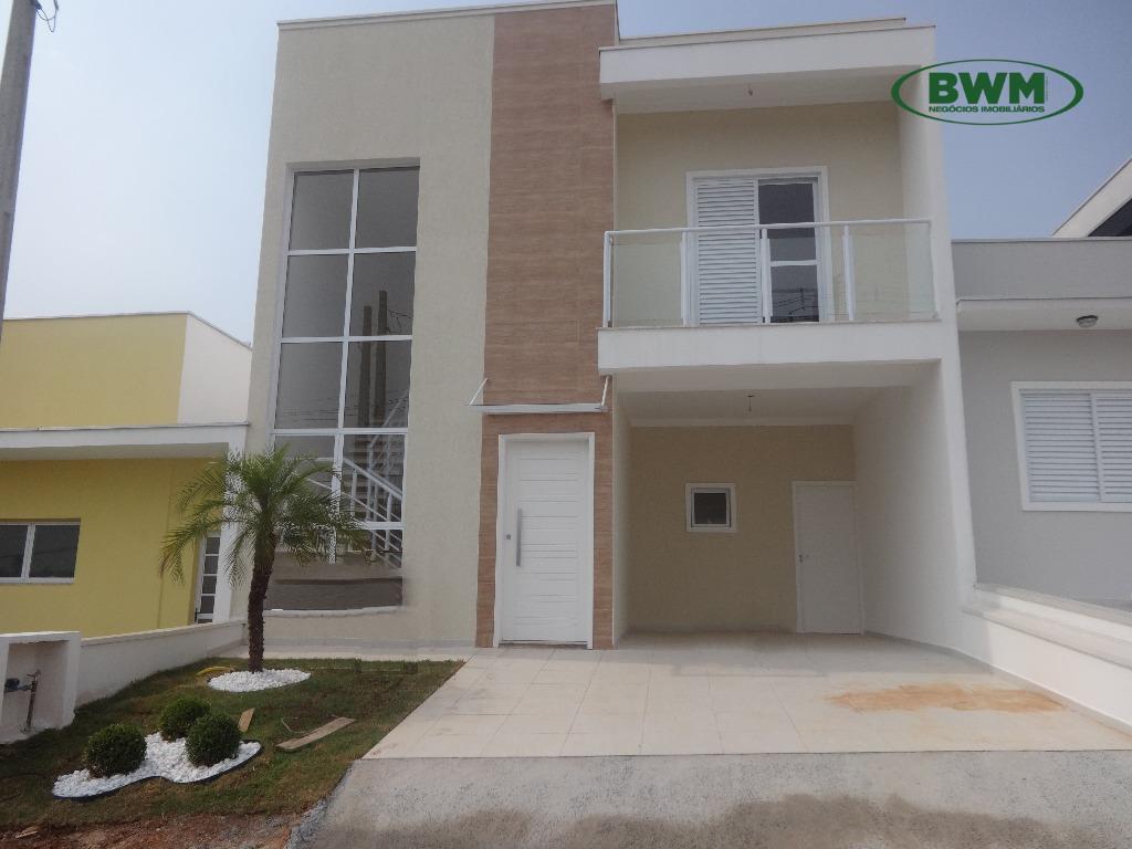 Casa residencial à venda, Condomínio Horto Florestal III, Sorocaba - CA3074.